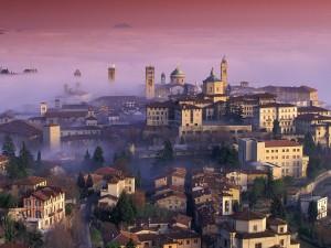 Bergamo -Citta alta