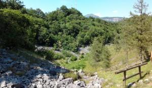 Valle del FREDDO