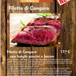 FILETTO di CANGURO