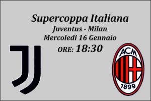 Supercoppa JUVE_MILAN